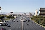 Highway in Las Vegas, Nevada, USA                                                                                                                                                                        Stock Photo - Premium Rights-Managed, Artist: Arian Camilleri          , Code: 700-02967573