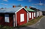 Church Village of Gammelstad, Gammelstad, Sweden Stock Photo - Premium Rights-Managed, Artist: Jochen Schlenker         , Code: 700-02967671