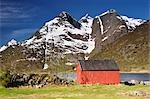 Fishing Hut, Raftsund, Lofoten, Norway Stock Photo - Premium Rights-Managed, Artist: Jochen Schlenker         , Code: 700-02967699