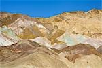 Badlands, Death Valley National Park, California, USA Stock Photo - Premium Rights-Managed, Artist: Rudy Sulgan              , Code: 700-02972729