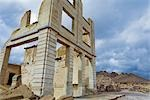 Rhyolite Ghost Town, Nevada, USA Stock Photo - Premium Rights-Managed, Artist: Rudy Sulgan              , Code: 700-02972733