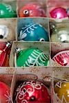 Christmas Ornaments Stock Photo - Premium Royalty-Free, Artist: Noel Hendrickson         , Code: 600-02972902