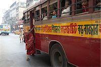 Street Scene, Kolkata, West Bengal, India                                                                                                                                                                Stock Photo - Premium Rights-Managednull, Code: 700-02973021