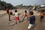 Children, Kolkata, West Bengal, India                                                                                                                                                                    Stock Photo - Premium Rights-Managed, Artist: Sarah Murray             , Code: 700-02973025