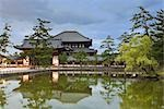 Todai-Ji Temple, Nara, Kansai, Japan Stock Photo - Premium Rights-Managed, Artist: Rudy Sulgan              , Code: 700-02973230