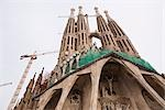 La Sagrada Familia, Barcelona, Catalonia, Spain Stock Photo - Premium Rights-Managed, Artist: Arian Camilleri          , Code: 700-02973266