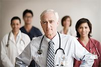 Consultant and colleagues Stock Photo - Premium Royalty-Freenull, Code: 614-02984087