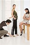 Fashion designers at work Stock Photo - Premium Royalty-Free, Artist: Cusp and Flirt, Code: 614-02984955