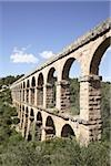 Roman aqueduct tarragona Stock Photo - Premium Royalty-Free, Artist: Robert Harding Images, Code: 614-02985315