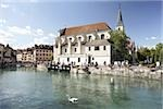 St francois church annecy Stock Photo - Premium Royalty-Freenull, Code: 614-02985321