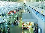 Kansai Airport, Osaka, Japan                                                                                                                                                                             Stock Photo - Premium Rights-Managed, Artist: Oriental Touch           , Code: 855-02985905