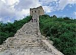 Simatai, Great Wall, Beijing, China                                                                                                                                                                      Stock Photo - Premium Rights-Managed, Artist: Oriental Touch           , Code: 855-02986383