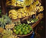Fruit stand                                                                                                                                                                                              Stock Photo - Premium Rights-Managed, Artist: Oriental Touch           , Code: 855-02987074