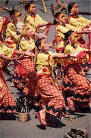 pictures philippine festivals philippines - Bogobo Tribesmen                                                                                                                                                                                         Stock Photo - Premium Rights-Managednull, Code: 855-02987146