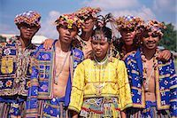 pictures philippine festivals philippines - Bogobo Tribespeople                                                                                                                                                                                      Stock Photo - Premium Rights-Managednull, Code: 855-02987152