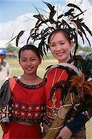 pictures philippine festivals philippines - Tiboli Tribeswomen                                                                                                                                                                                       Stock Photo - Premium Rights-Managednull, Code: 855-02987153