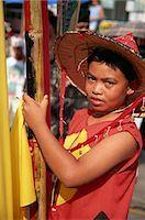 pictures philippine festivals philippines - Kadayawan Festival dancer                                                                                                                                                                                Stock Photo - Premium Rights-Managednull, Code: 855-02987173