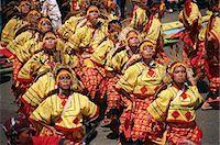 pictures philippine festivals philippines - Bogobo Tribesmen                                                                                                                                                                                         Stock Photo - Premium Rights-Managednull, Code: 855-02987188