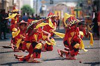 pictures philippine festivals philippines - Kadayawan Festival Dancers                                                                                                                                                                               Stock Photo - Premium Rights-Managednull, Code: 855-02987189
