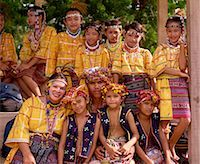 pictures philippine festivals philippines - Bagobos Tribes people                                                                                                                                                                                    Stock Photo - Premium Rights-Managednull, Code: 855-02987229