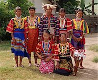 pictures philippine festivals philippines - Bagobos Tribes people                                                                                                                                                                                    Stock Photo - Premium Rights-Managednull, Code: 855-02987230