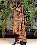 Muslim inspired dress