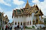 Grand Palace, Bangkok                                                                                                                                                                                    Stock Photo - Premium Rights-Managed, Artist: Oriental Touch           , Code: 855-02987283