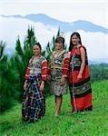 Tribeswomen, Davao city