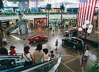 exhibition - Micronesia Mall                                                                                                                                                                                          Stock Photo - Premium Rights-Managednull, Code: 855-02987724