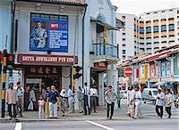 Little India                                                                                                                                                                                             Stock Photo - Premium Rights-Managednull, Code: 855-02987792