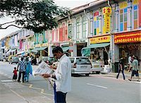 Little India                                                                                                                                                                                             Stock Photo - Premium Rights-Managednull, Code: 855-02987805