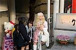 Girls dressed up at Harajuku, Tokyo, Japan                                                                                                                                                               Stock Photo - Premium Rights-Managed, Artist: Oriental Touch           , Code: 855-02989399
