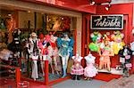 A fashion boutique at Harajuku, Tokyo, Japan                                                                                                                                                             Stock Photo - Premium Rights-Managed, Artist: Oriental Touch           , Code: 855-02989408