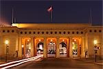 Hofburg Imperial Palace at Night, Vienna, Austria Stock Photo - Premium Rights-Managed, Artist: Raimund Linke            , Code: 700-02990033