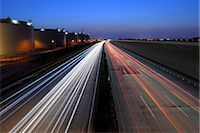 Highway Next to the Oil Refinery in Schwechat, Vienna, Austria Stock Photo - Premium Rights-Managednull, Code: 700-02990036