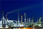 Oil Refinery in Schwechat, Vienna, Austria Stock Photo - Premium Rights-Managed, Artist: Raimund Linke            , Code: 700-02990038
