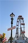 Ferris Wheel, Prater, Vienna, Austria Stock Photo - Premium Rights-Managed, Artist: Raimund Linke            , Code: 700-02990040