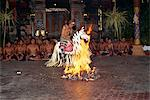 Fire dance, Bali, Indonesia, Southeast Asia, Asia                                                                                                                                                        Stock Photo - Premium Rights-Managed, Artist: Robert Harding Images, Code: 841-02990990