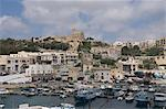 Port of Mgarr, Gozo, Malta, Europe                                                                                                                                                                       Stock Photo - Premium Rights-Managed, Artist: Robert Harding Images, Code: 841-02991117