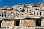 Nunnery Quadrangle, Uxmal, UNESCO World Heritage Site, Yucatan, Mexico, North America                                                                                                                    Stock Photo - Premium Rights-Managed, Artist: Robert Harding Images, Code: 841-02991667