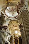 Church of St. Anne's, one of Poland's most beautiful Baroque churches, Old Town District (Stare Miasto), Krakow (Cracow), UNESCO World Heritage Site, Poland, Europe                                     Stock Photo - Premium Rights-Managed, Artist: Robert Harding Images, Code: 841-02992814