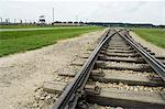 Auschwitz second concentration camp at Birkenau, UNESCO World Heritage Site, near Krakow (Cracow), Poland, Europe                                                                                        Stock Photo - Premium Rights-Managed, Artist: Robert Harding Images, Code: 841-02992895