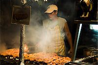 food stalls - Goombay Festival in Bahama Village, Petronia Street, Key West, Florida, United States of America, North America                                                                                          Stock Photo - Premium Rights-Managednull, Code: 841-02993106