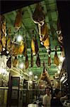 Tapas bar and restaurant with hams hanging from the ceiling, Santa Cruz district, Seville, Andalusia, Spain, Europe                                                                                      Stock Photo - Premium Rights-Managed, Artist: Robert Harding Images, Code: 841-02994155