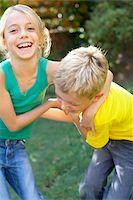 Children playing Stock Photo - Premium Royalty-Freenull, Code: 679-02994953