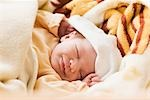 Newborn Baby Sleeping Stock Photo - Premium Royalty-Free, Artist: I. Jonsson               , Code: 600-03003423