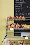 Bread in Bakery Stock Photo - Premium Rights-Managed, Artist: John Cullen              , Code: 700-03003884