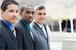 Group Portrait of Businessmen Stock Photo - Premium Rights-Managed, Artist: Kevin Dodge              , Code: 700-03004045
