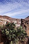 Purisima Concepcion Temple, Real de Catorce, San Luis Potosi, Mexico
