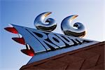 Route 66 Sign, Tucumcari, New Mexico, USA Stock Photo - Premium Rights-Managed, Artist: Jeremy Woodhouse         , Code: 700-03004137